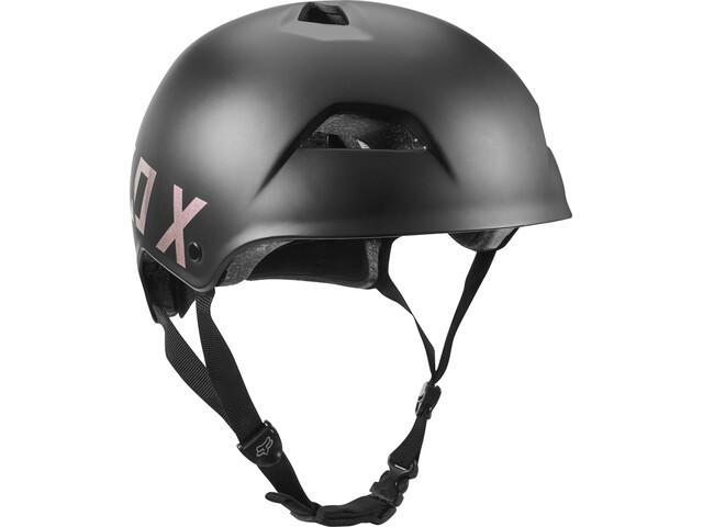 Fox Flight Jump Helmet Men black